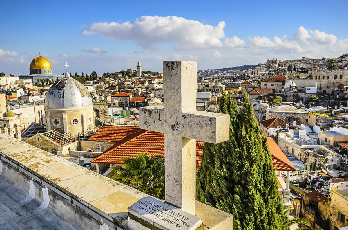 Экскурсии Иерусалимом