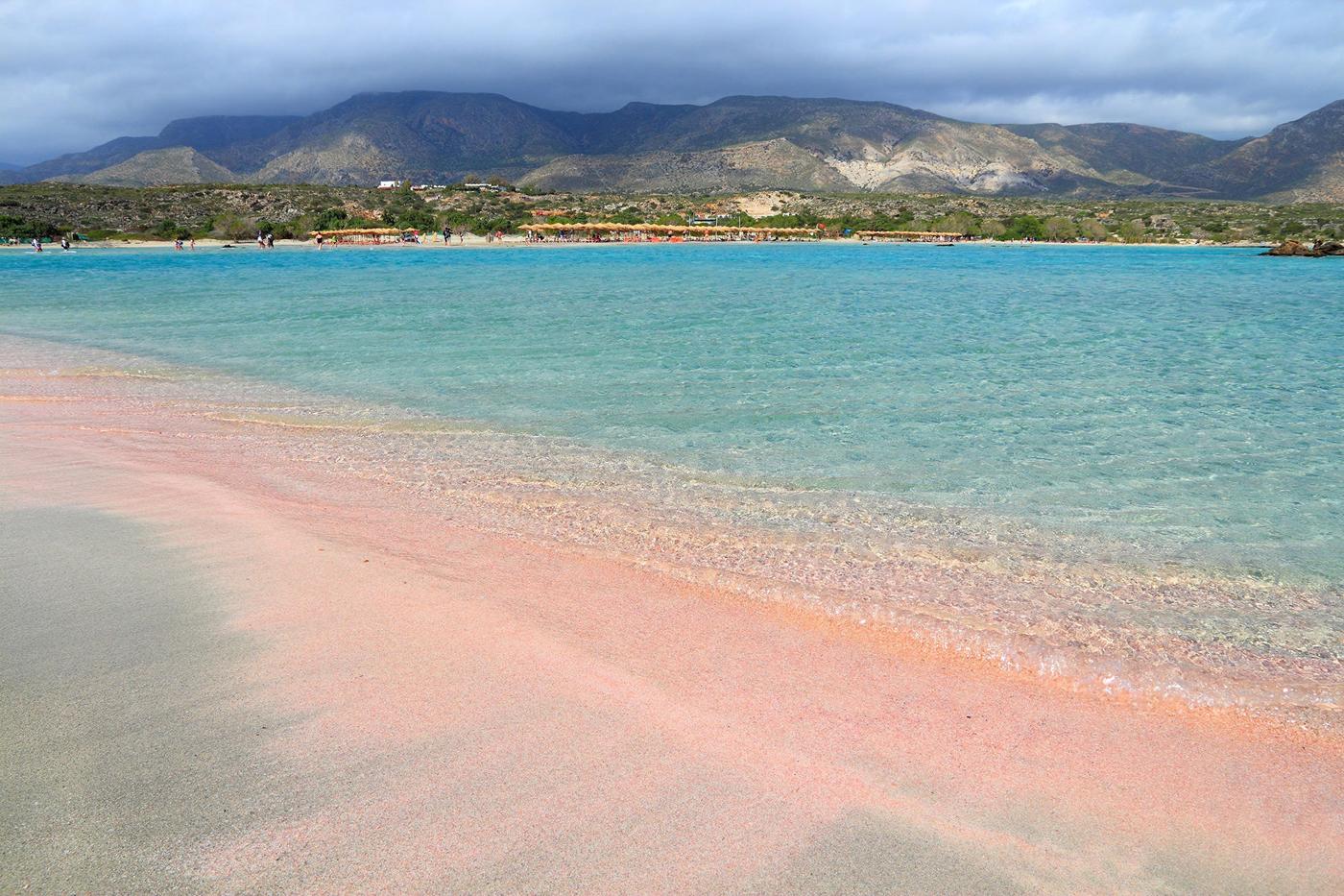 Пляж Элафонисси