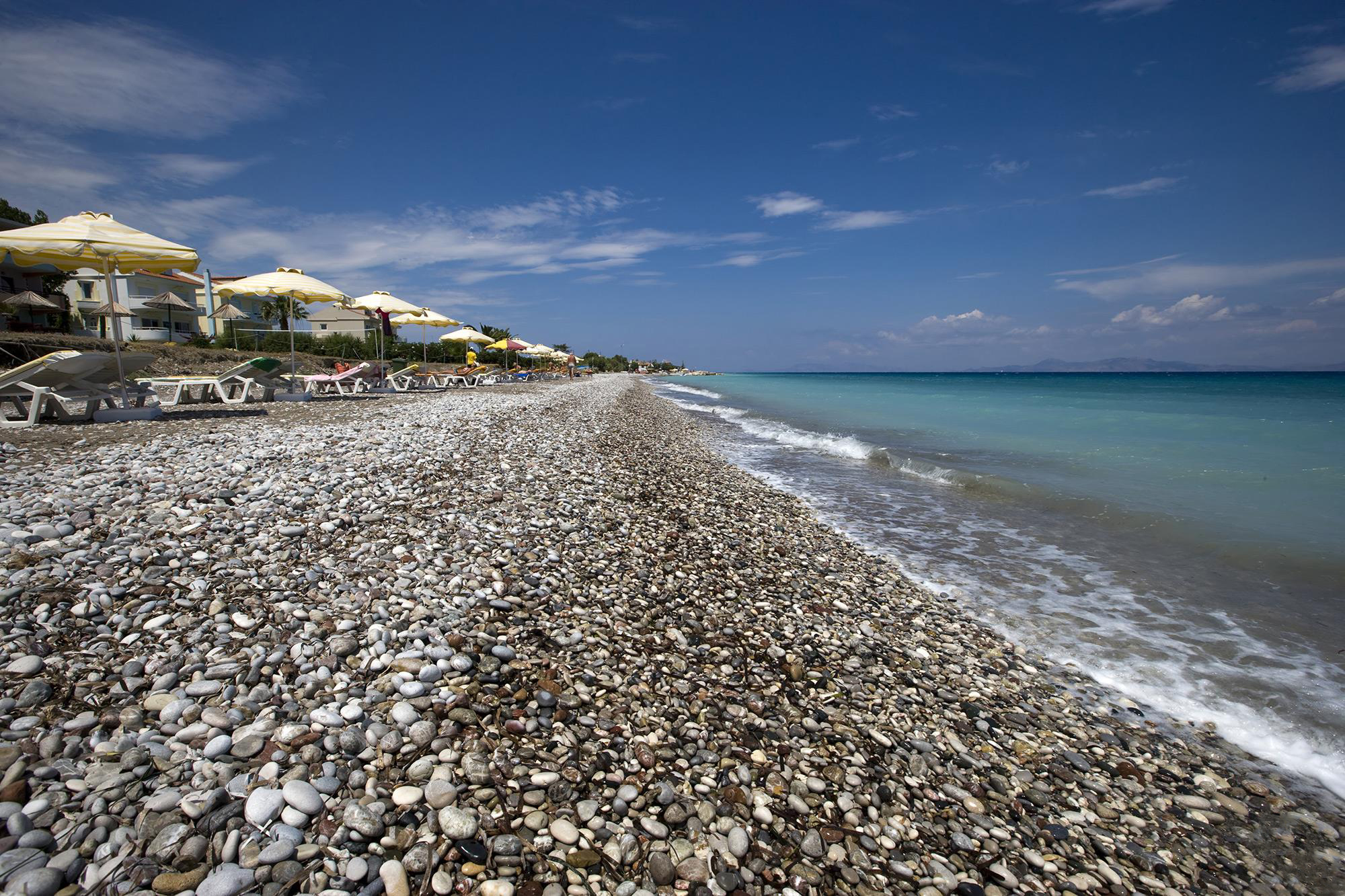 Пляж Ялиссос
