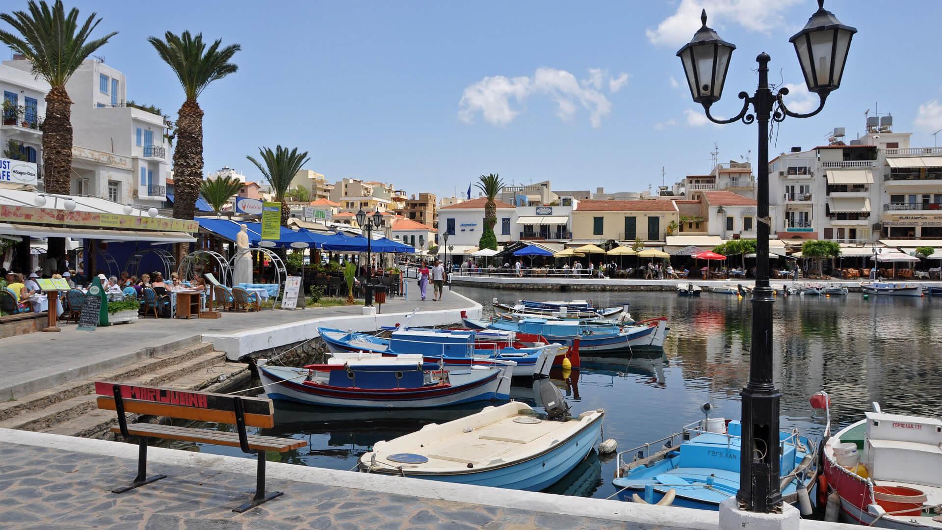 Порт Агиос-Николаос