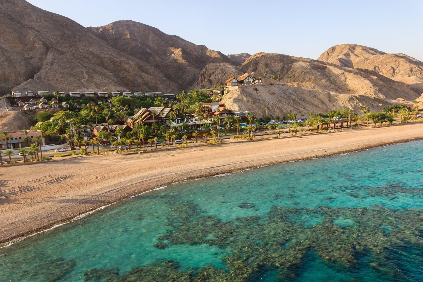 Заповедник «Коралловый пляж»