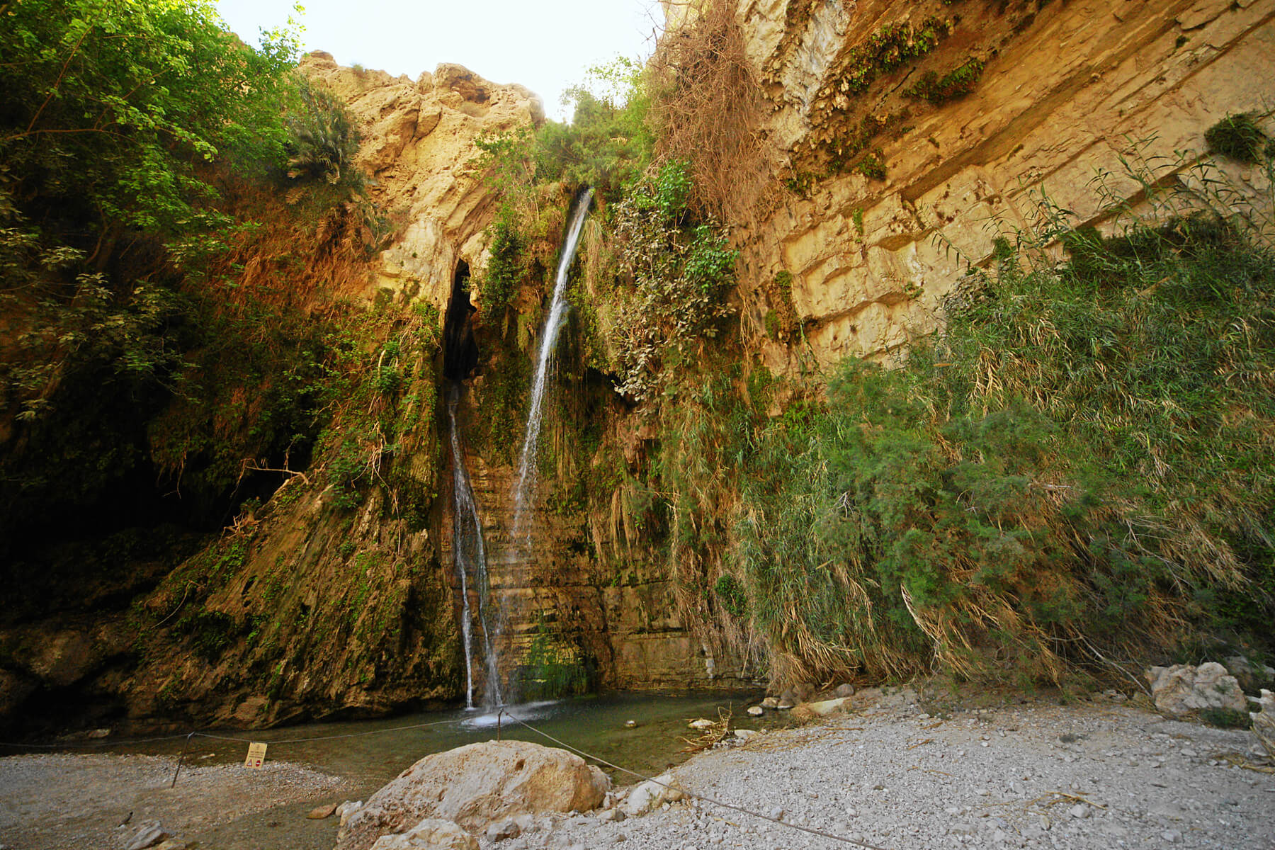 Водопад Давид