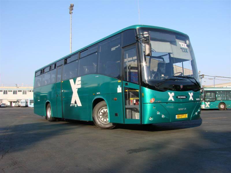 До музея ездят автобусы «Эгед»