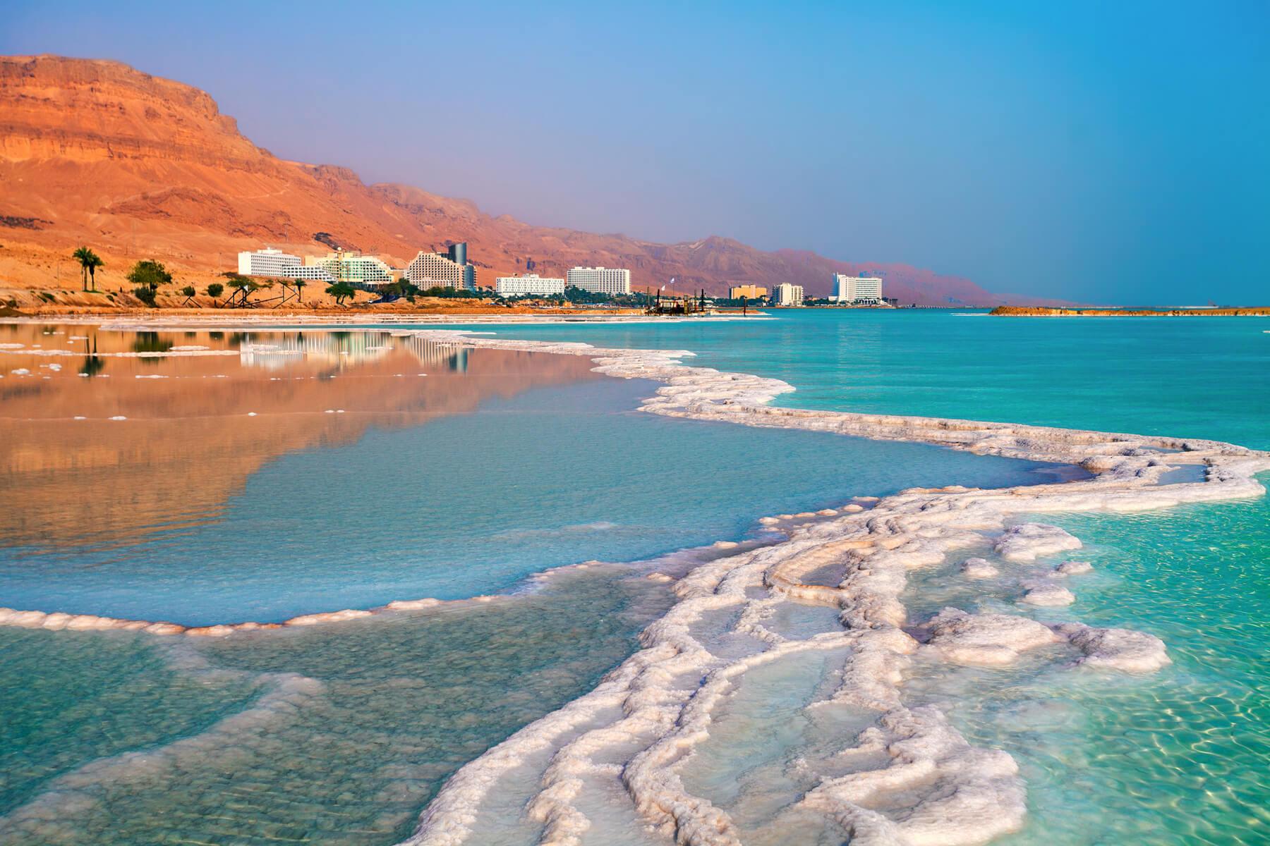 Вода очень красивого цвета