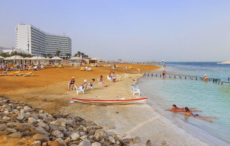 Берег Мёртвого моря