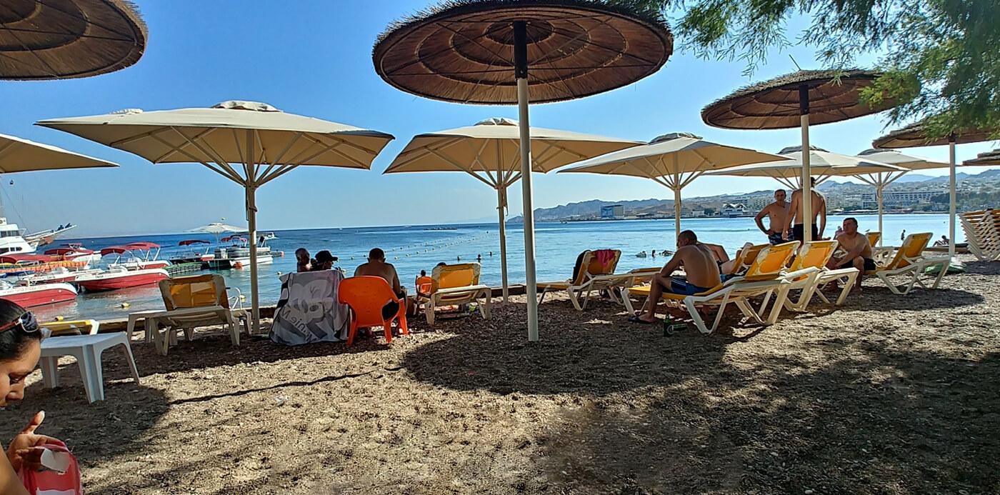 Пляж Ханания