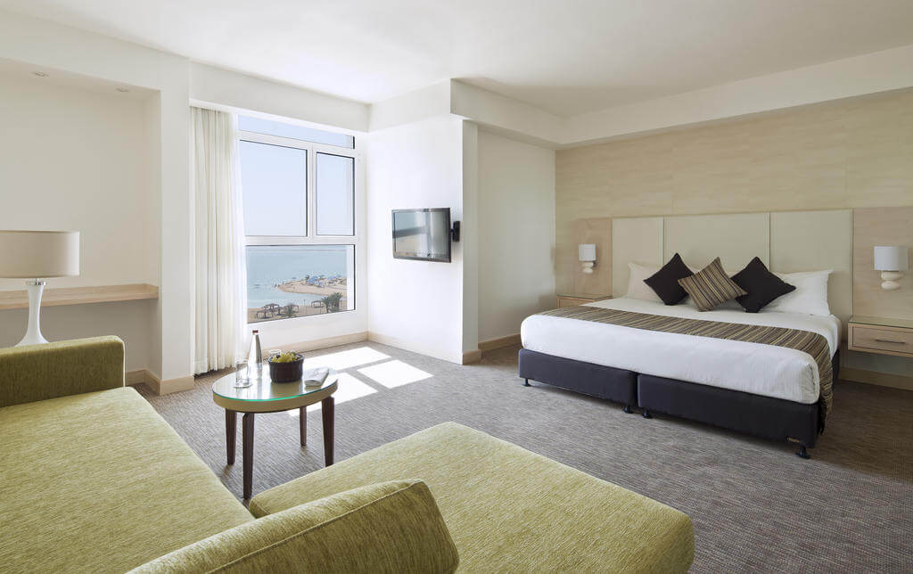 Номер в отеле Isrotel Ganim Hotel Dead Sea