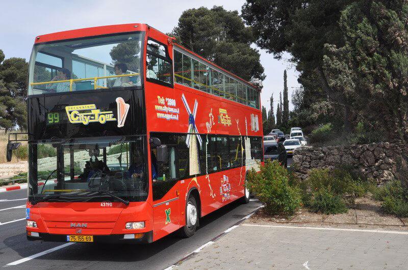 Туристический автобус №99