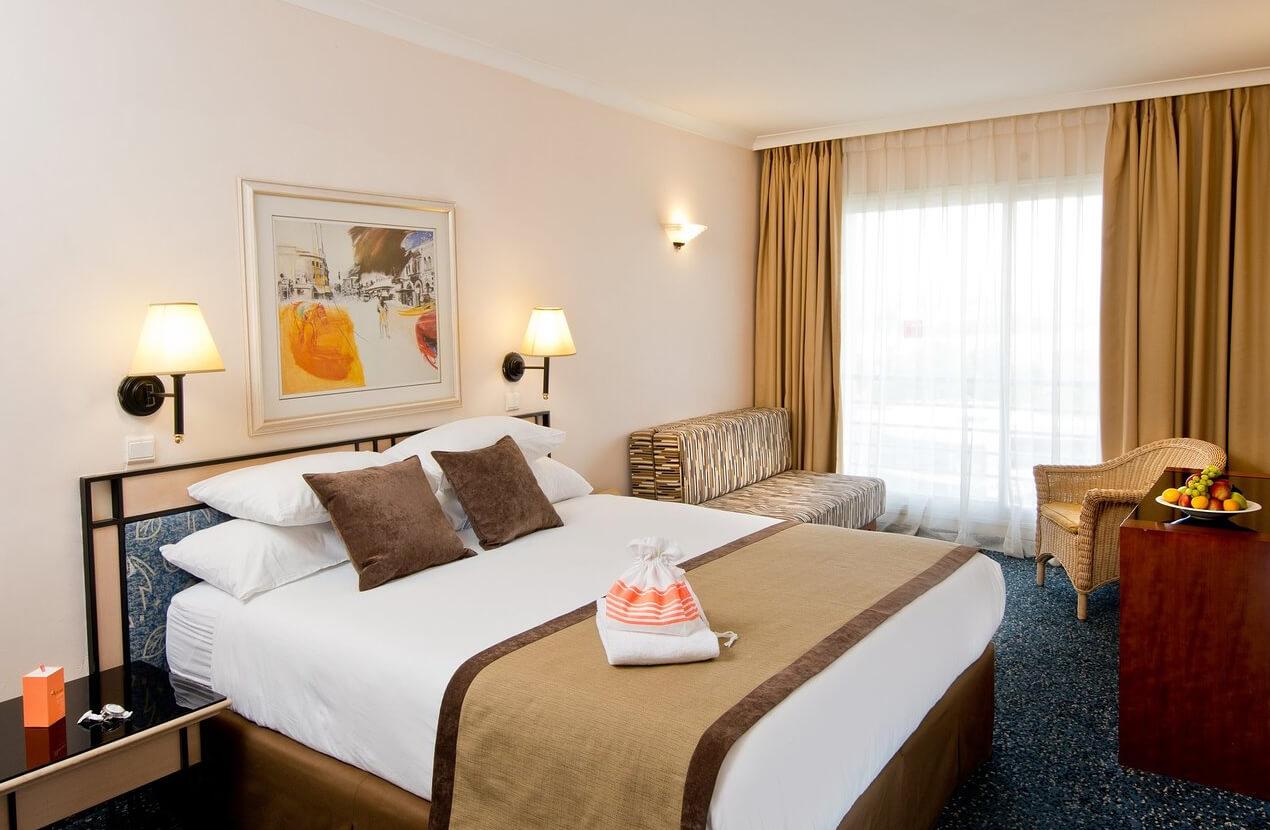 Номер в отеле Leonardo Plaza Hotel Eilat
