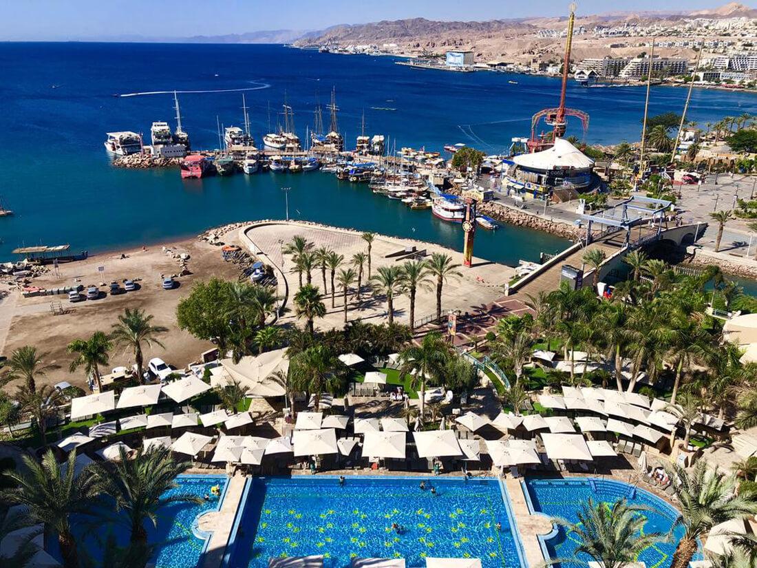 Отельный комплекс Luxury Suite Queen Eilat