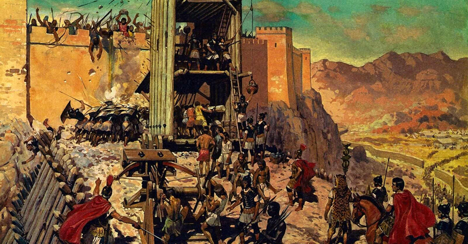 Осада Масада