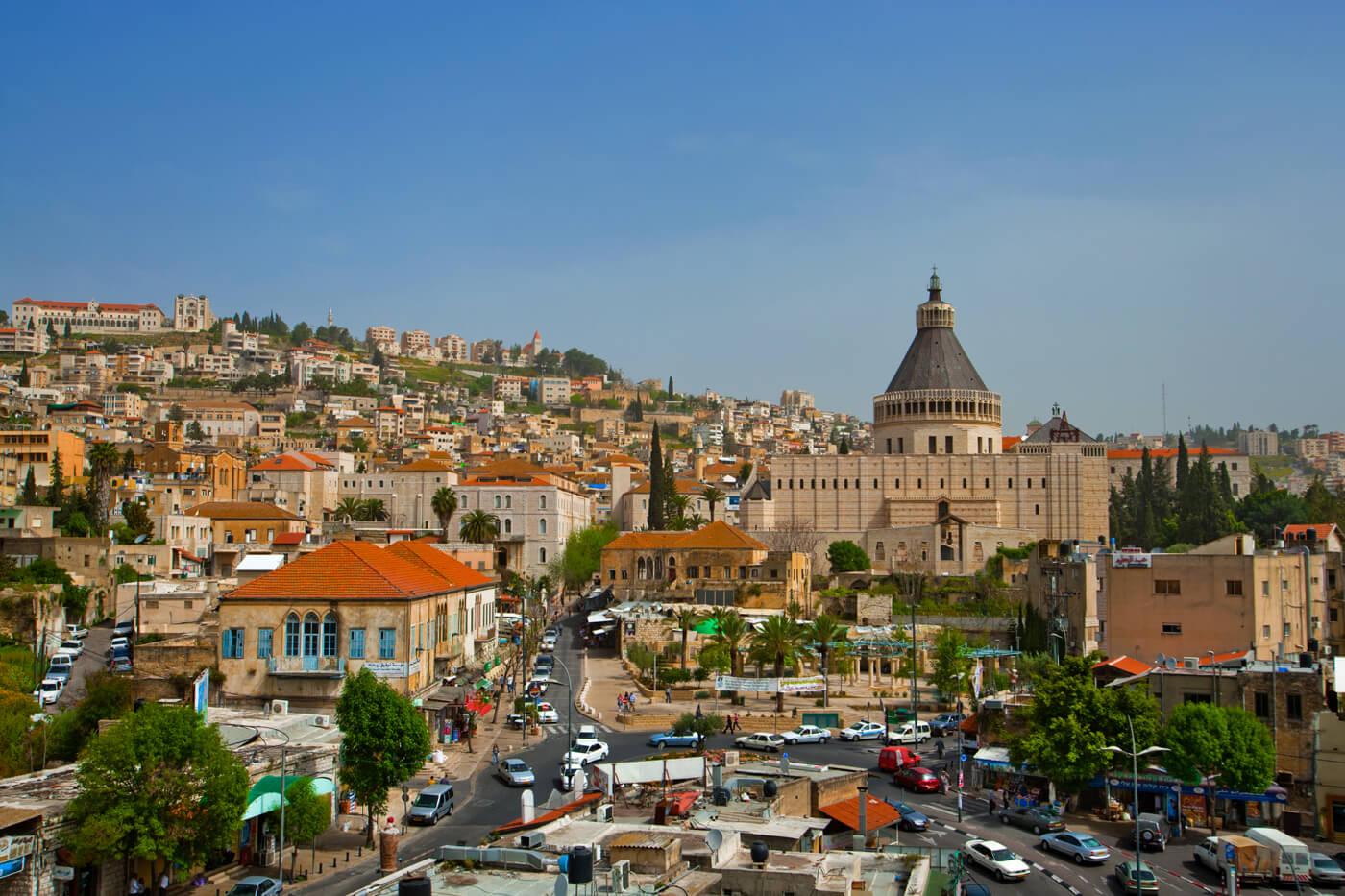 Назарет - город в Галилее
