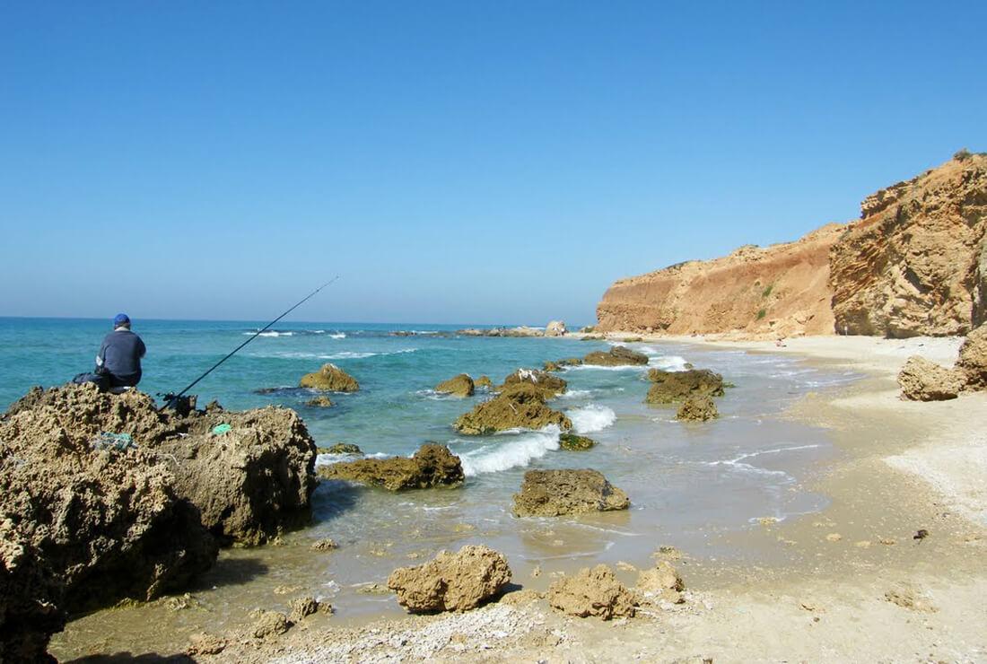Пляж Blue Bay