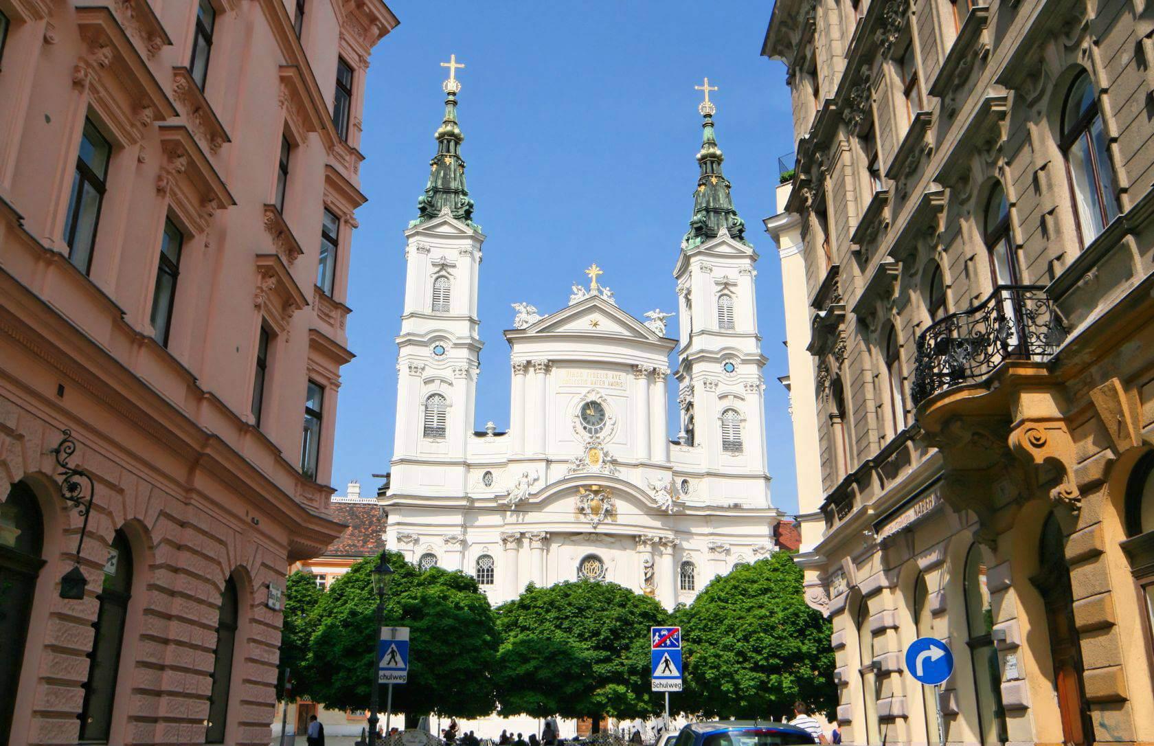Церковь Ордена Пиаристов в Вене