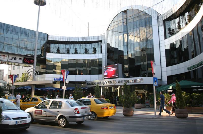 Торговый центр Profilo