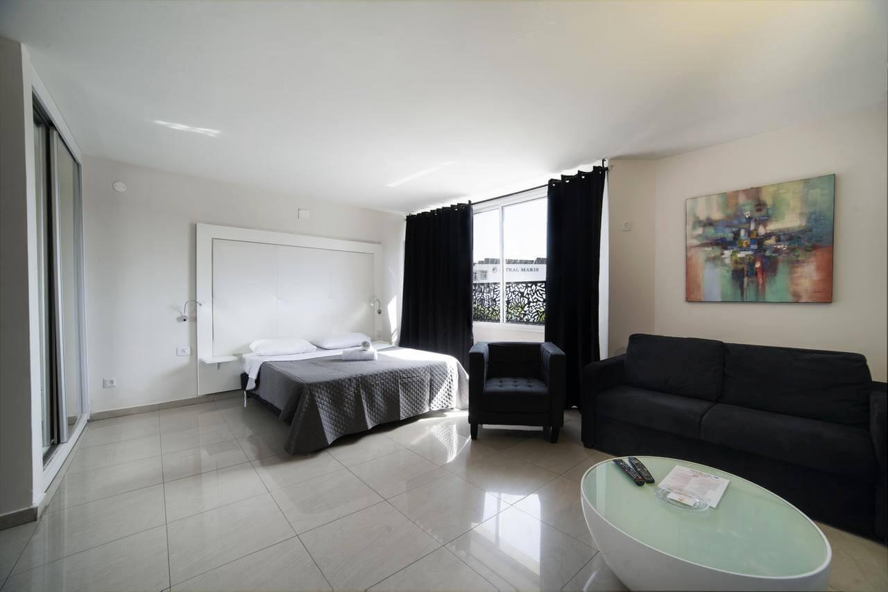Номер в отеле Rich Royal Suites Eilat