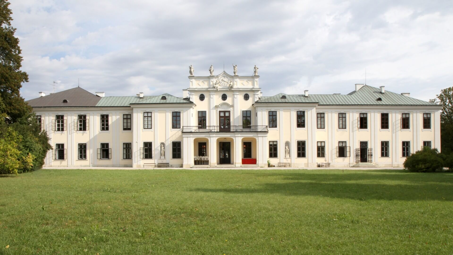 Дворец Хетцендорф