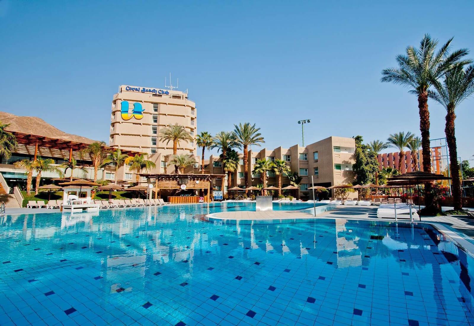 Отель U Coral Beach Club