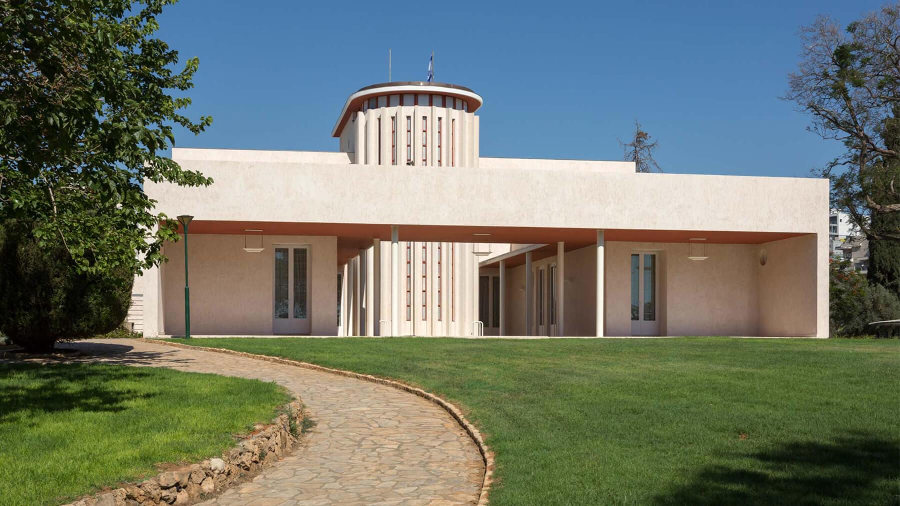 Дом-музей первого президента Израиля