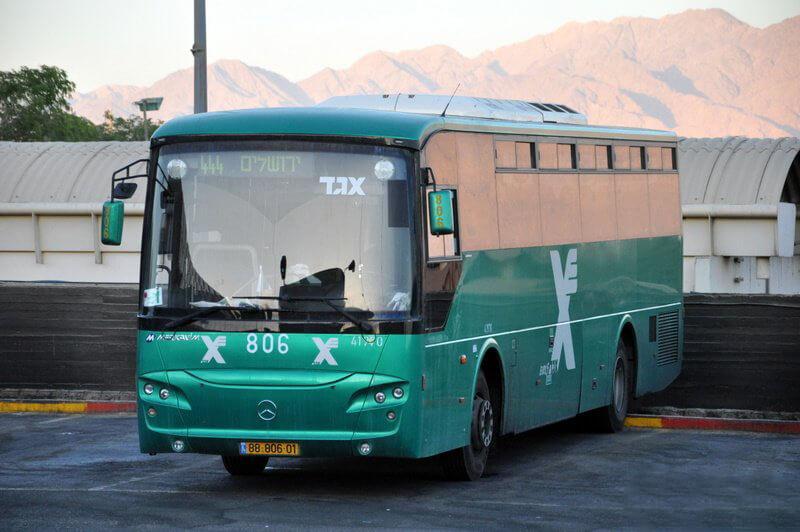Автобус №444