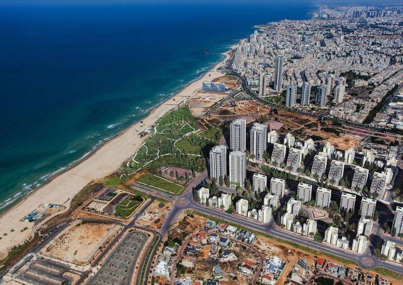 Курорт Бат-Ям, Израиль