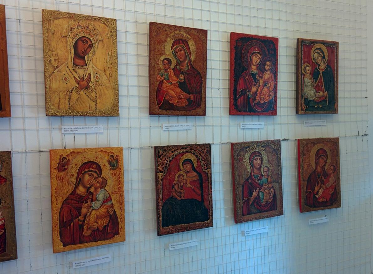 Выставка в дворце Буча