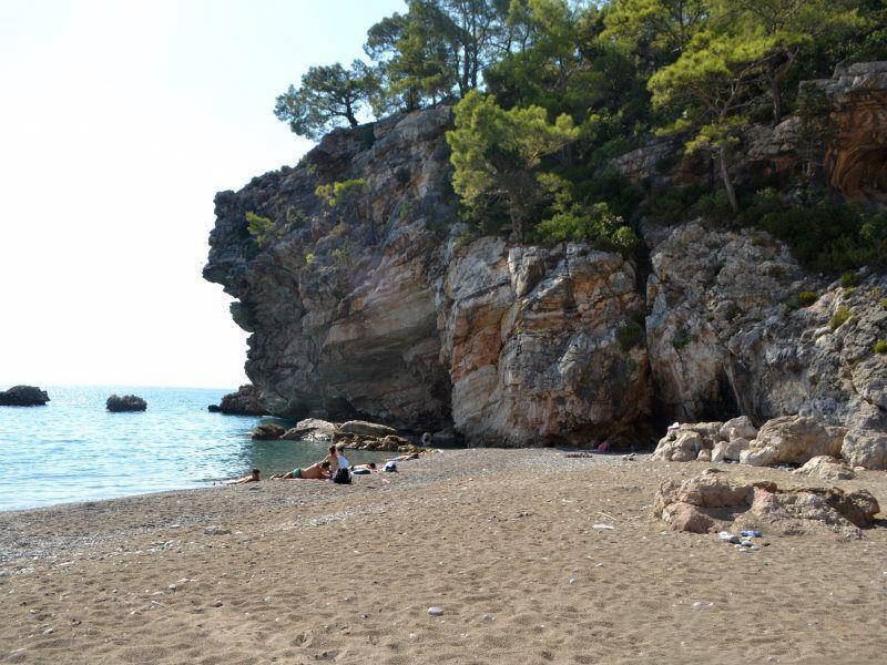 Дикий пляж, Бельдиби