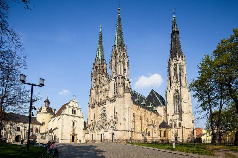Кафедральный собор Святого Вацлава