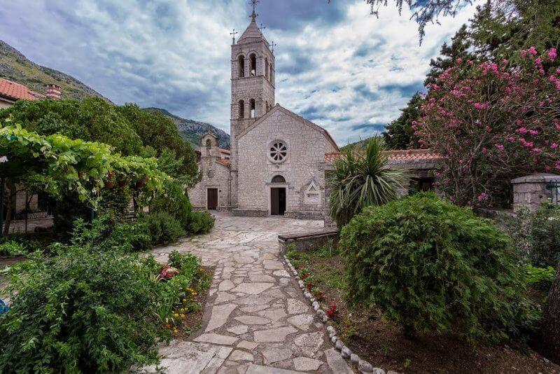 Монастырский комплекс Режевичи, Черногория