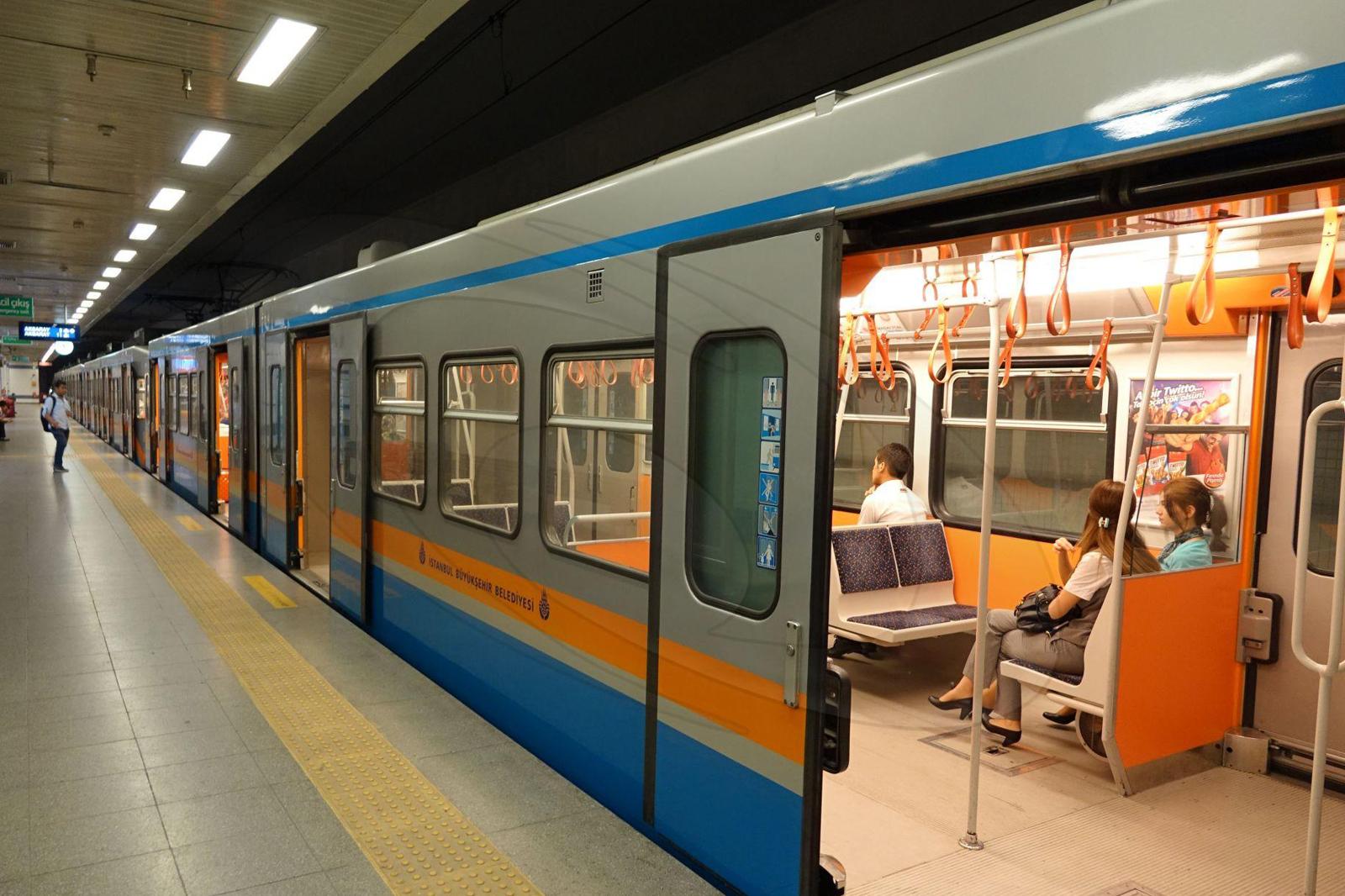 Станция метро Atatürk Havalimanı