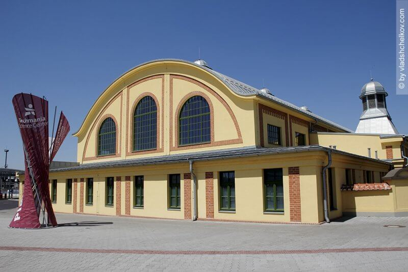 Научный центр Техмания