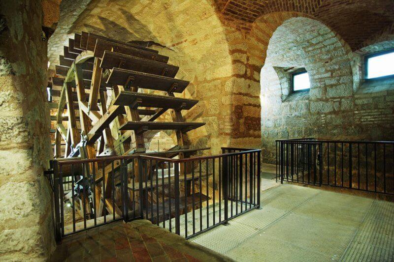 Пльзенское историческое подземелье