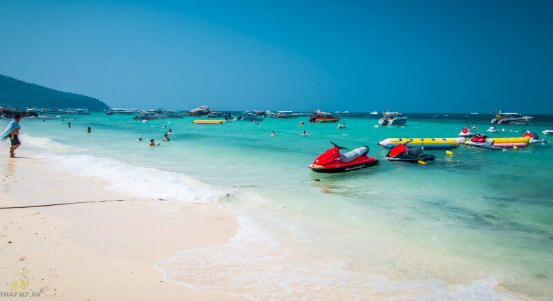 Пляж Ко Лан