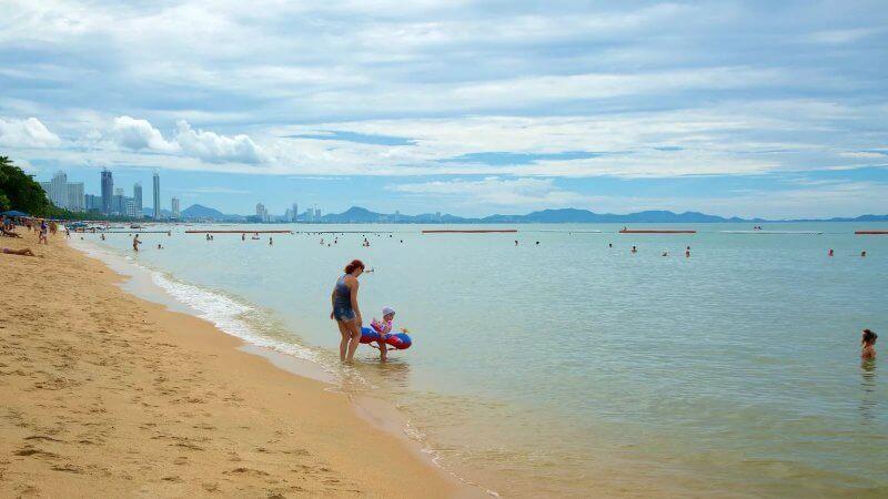 Пляж Доннгтан
