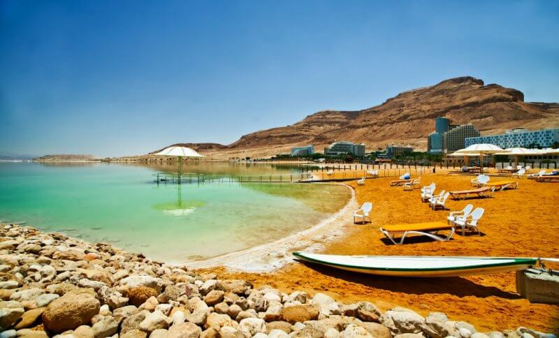 Мёртвое море, Эйн-Бокек