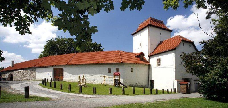 Силезско-Остравская крепость (замок)