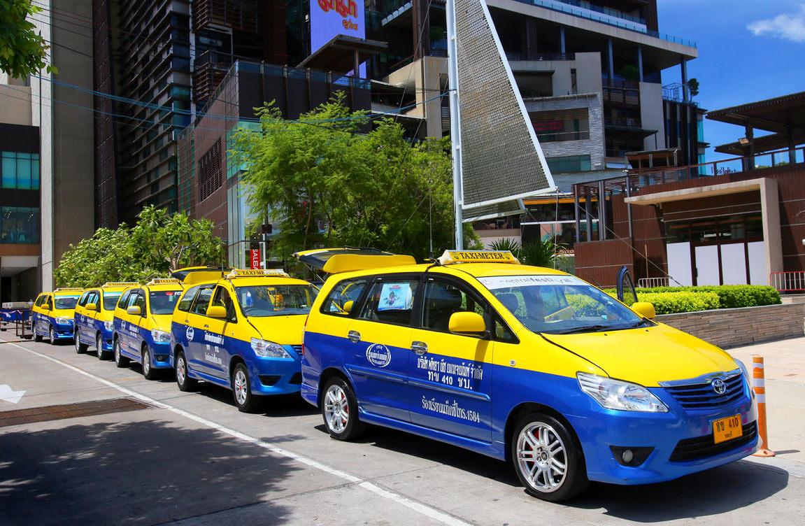 Взять такси до парка «Мини Сиам»