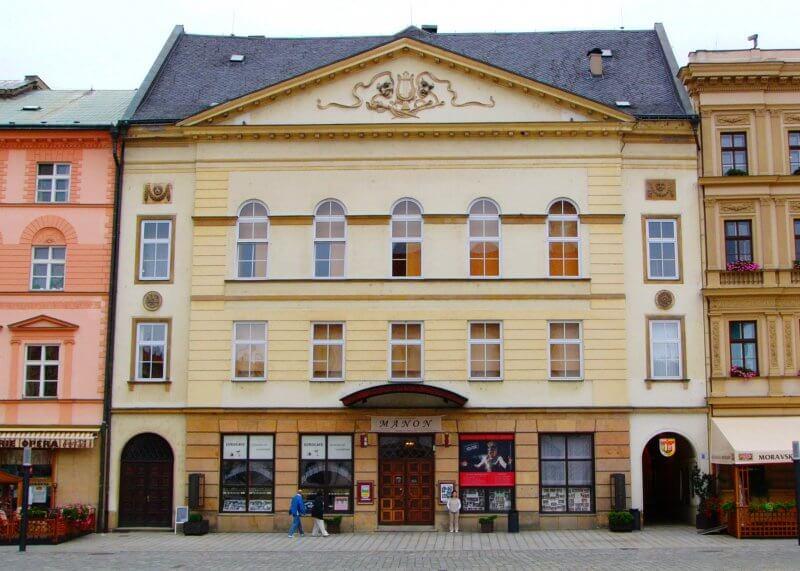 Моравский театр