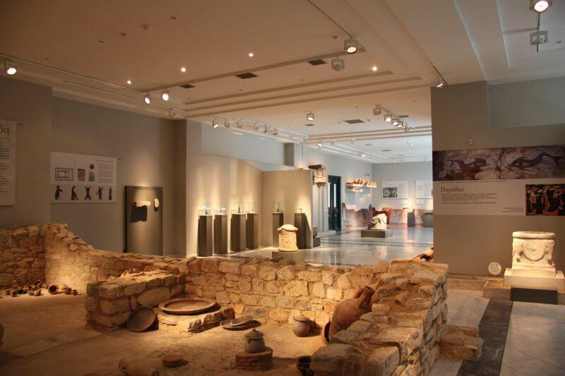 Археологический музей в Волосе, Греция