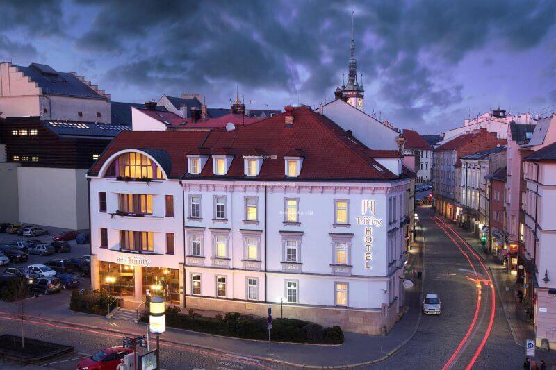 Отель в Оломоуц