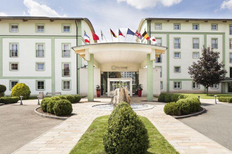 Отель в Пльзене