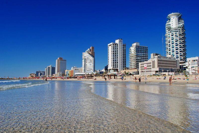 Курорт Тель-Авив, Израиль