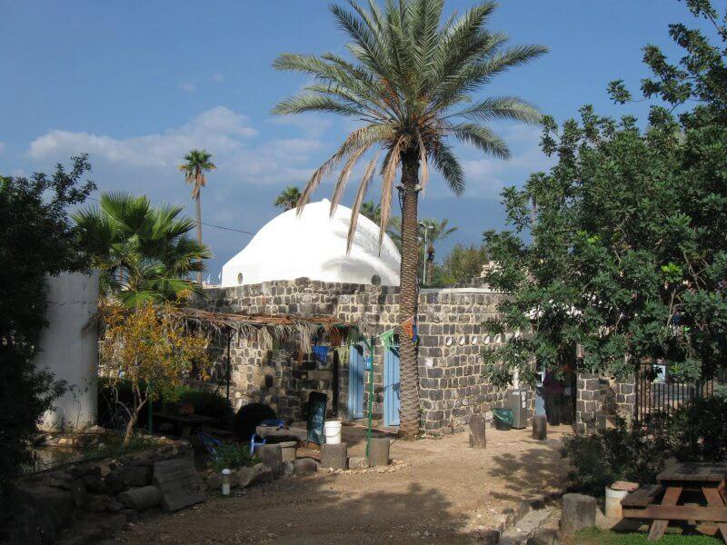 Хамат Тверия, Израиль