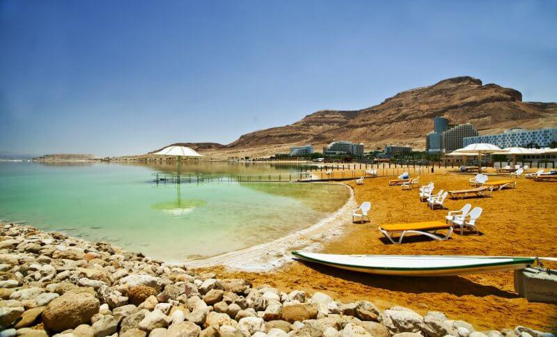 Эйн-Бокек в Израиле