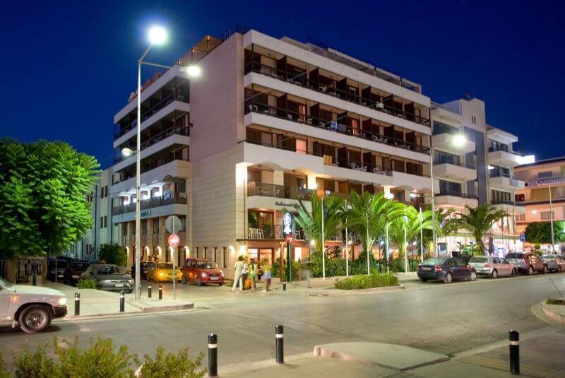 Отель в Волосе, Греция