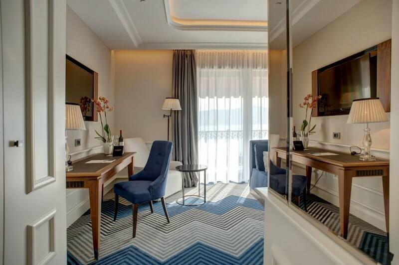 Бутик отель в Тивате