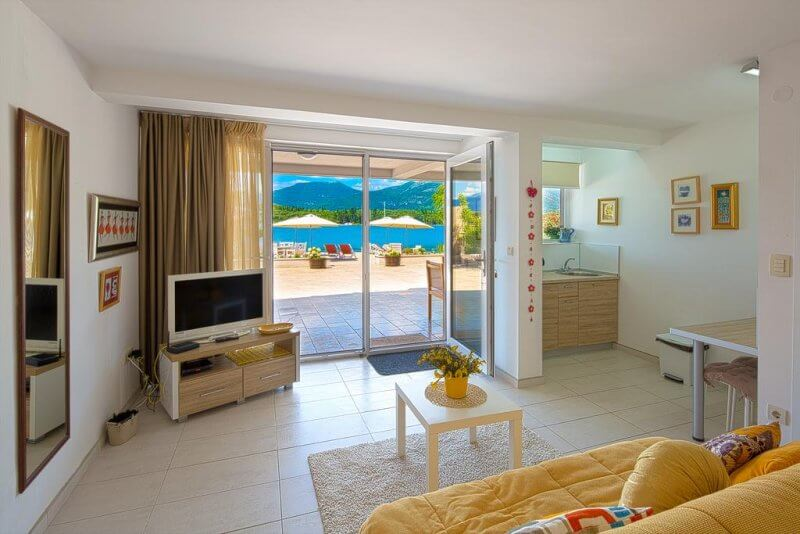 Apartments Aruba в Тивате