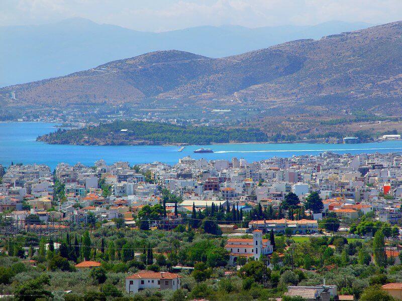 Волос в Греции