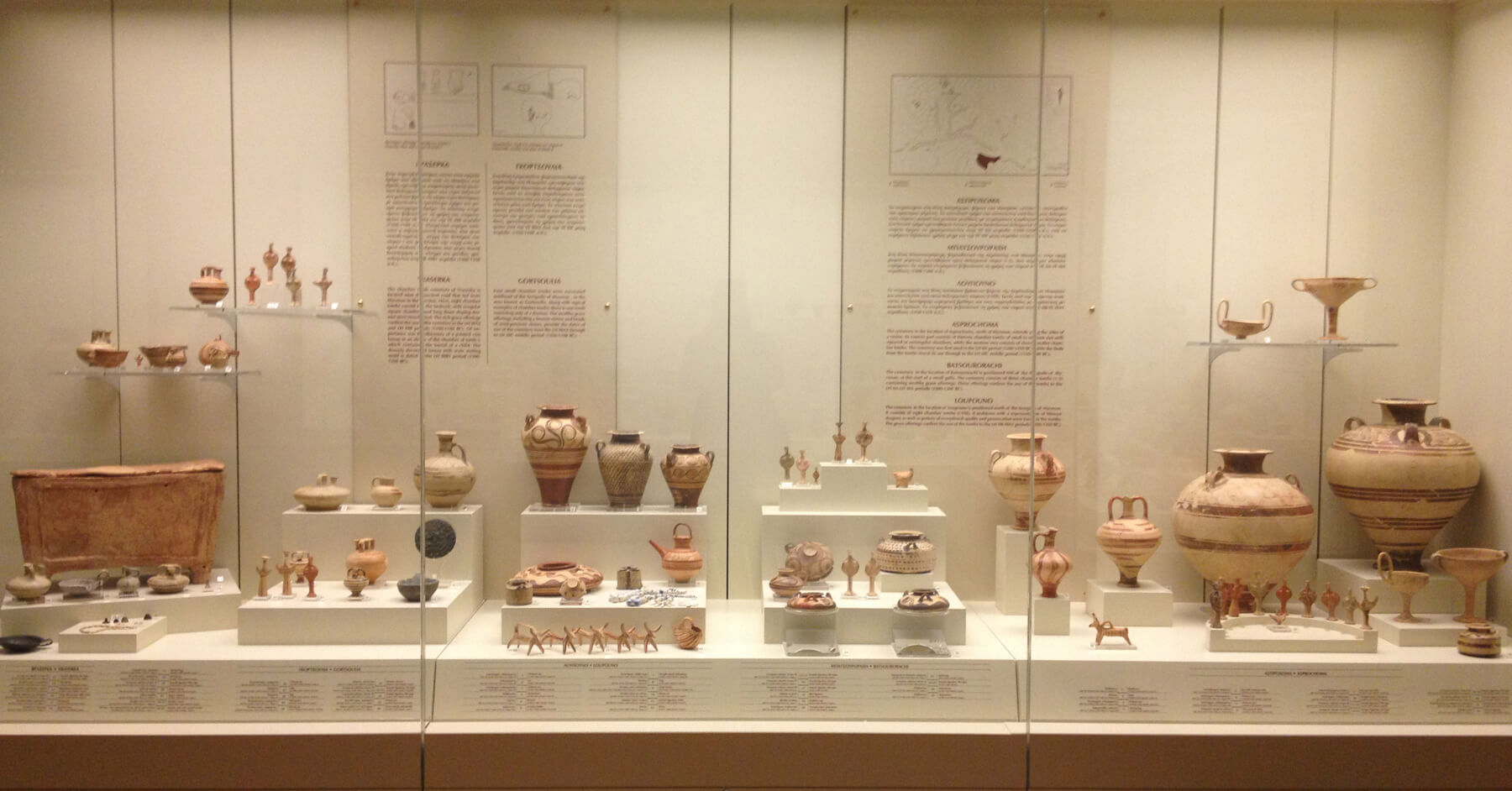 Археологический музей древних Микен