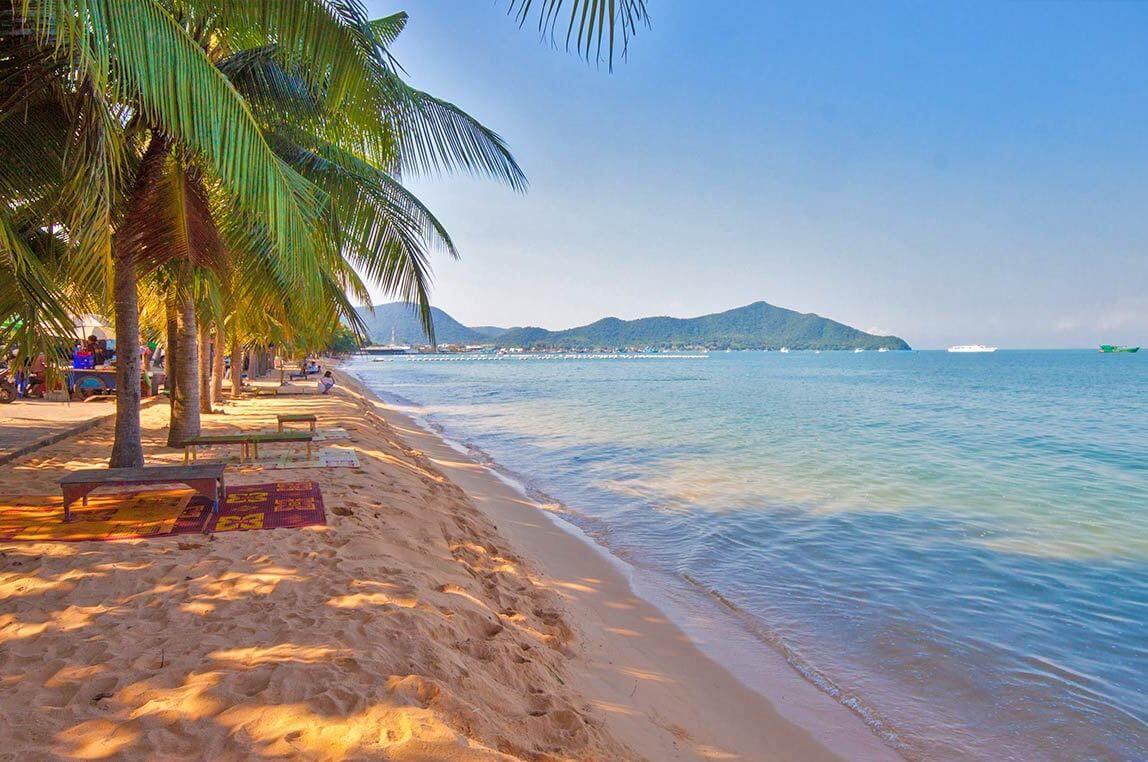 Пляж Банг Сарай
